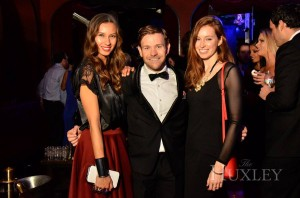 Amanda Franklin, Ryan Seelbach and Rachel MacKay