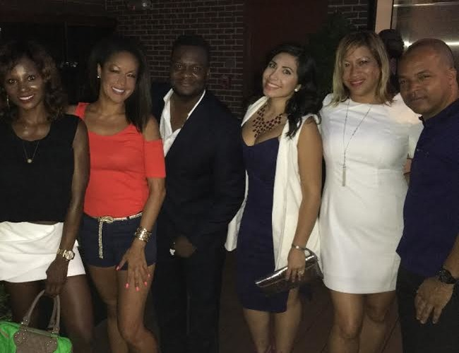 Stayce Thomas,  Eve Edmonds, Earl Wyatt, Cecilia Ugarte, Lisa Sigler, and Flavius Galiber